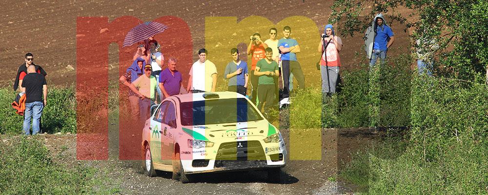 Gran ambiente en el Rallye Terra da Auga