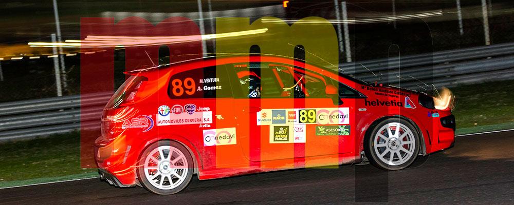 Los tramos del Rallye Comunidad de Madrid son los más rápidos del nacional