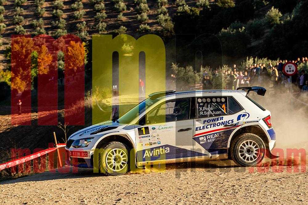 Xevi Pons logra su cuarto CERT en Granada