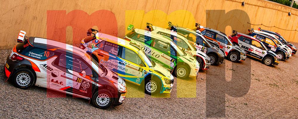 Los R5 serán protagonistas en el Rallye Terra da Auga