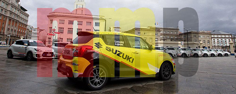 Nuevos Suzuki Swift