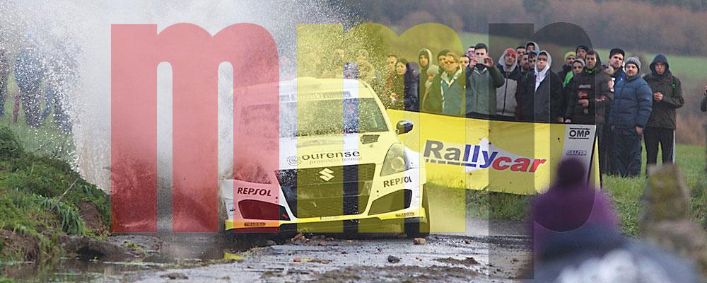 El Rallye do Cocido 2018 tuvo unas condiciones muy complicadas