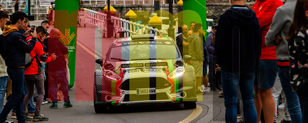 El Rallye de Llanes siempre es una fiesta