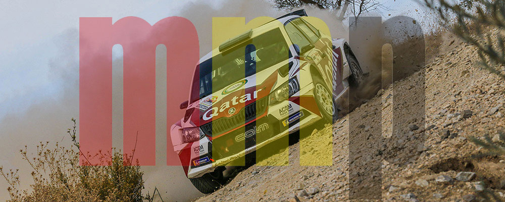 Xevi Pons dominaba el Rallye de Granada
