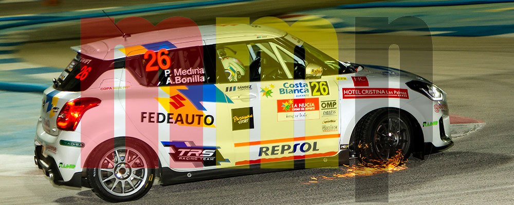 Pablo Medina se sacaba del bolsillo un segundo puesto que le da el título de N3