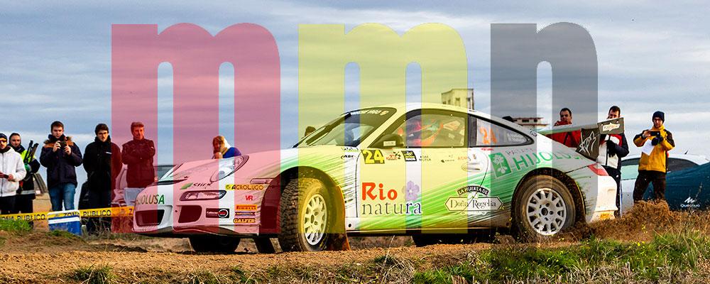Los hermanos Vallejo fueron de los primeros en confirmar su presencia en el Rallye de Tierra de Madrid