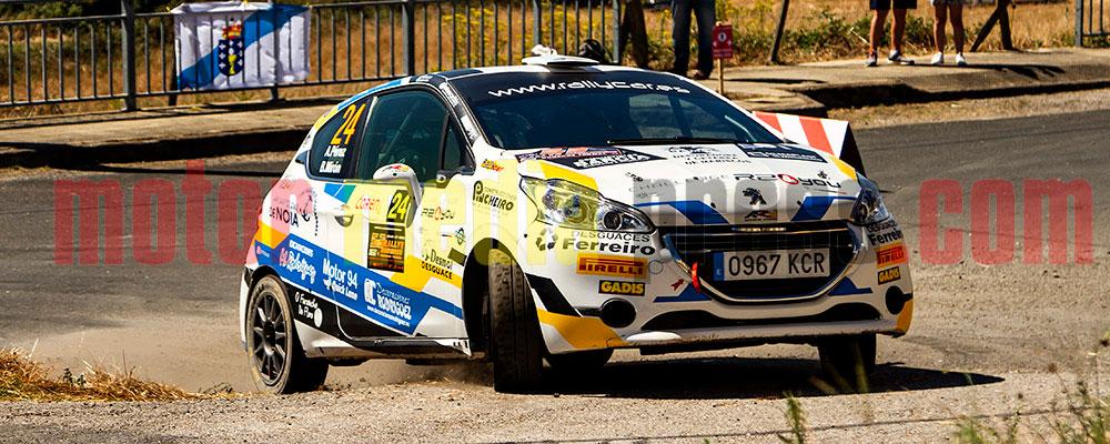 Álvaro Pérez se llevaba la victoria en Dos Ruedas Motrices