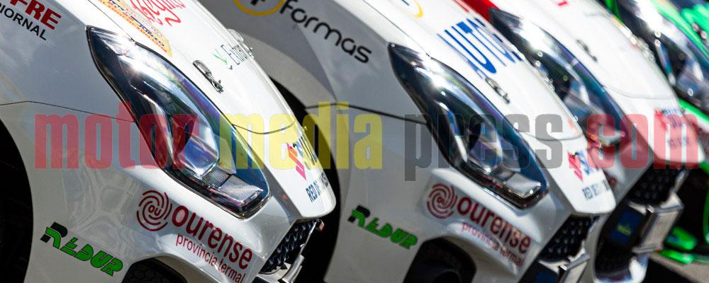 La Copa Suzuki Swift arranca en Ourense