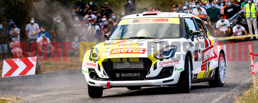 Javier Pardo será el único representante de Suzuki