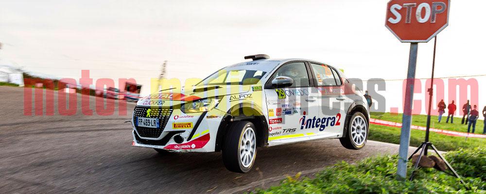 Los Peugeot 208 Rallye 4 toman protagonismo en Dos Ruedas Motrices
