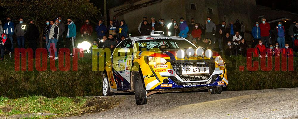 Sergi Francolí tratará de arrebatar el título de la Peugeot Rallye Cup