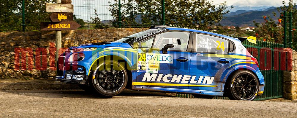 El Citroën C3 N5 del Rallye Team Spain estará en manos de Kevin Guerra
