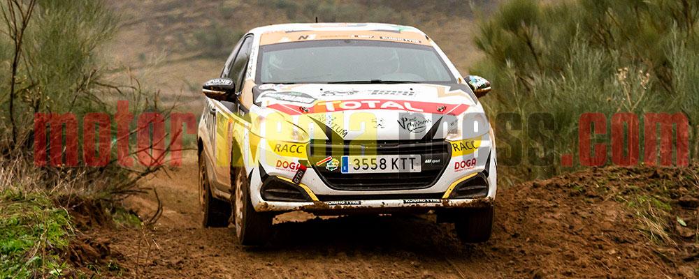 Josep Segalàs ganaba la prueba del Desafío Kumho N3