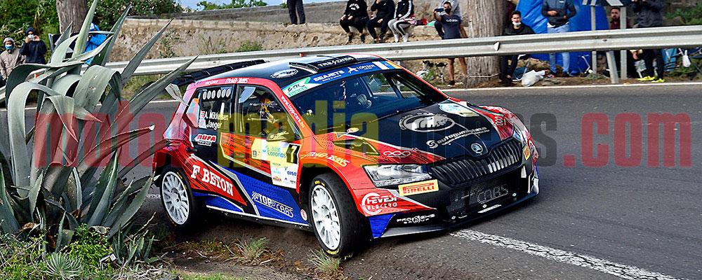 Andreas Mikkelsen sería protagonista en el bucle final del rallye